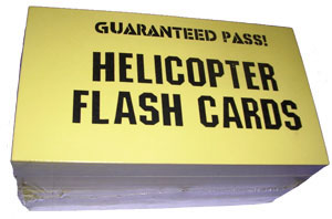 Guaranteed Pass Helicopter Flash Cards